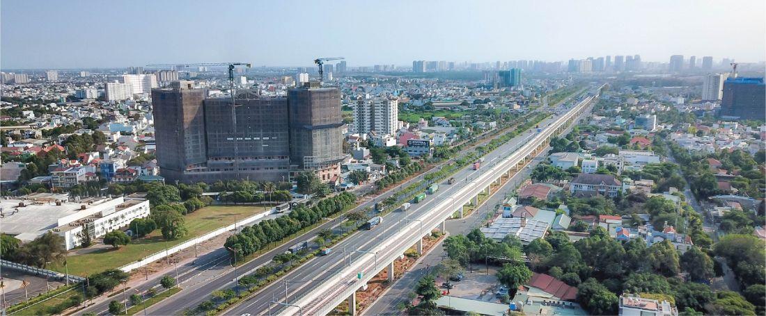 300.000 tỉ đồng sẽ rót vào hạ tầng ở thành phố Thủ Đức?