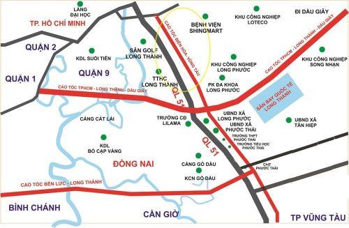 Cao tốc Biên Hoà – Vũng Tàu sẽ tác động đến thị trường bất động sản như thế nào?