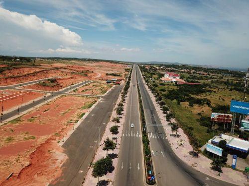 Cao tốc Phan Thiết – Dầu Giây lộ diện, nhà đầu tư đổ dồn săn đất Bình Thuận