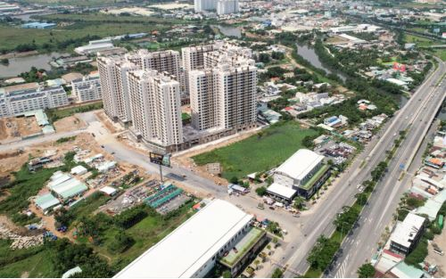 Giá và giao dịch căn hộ Tp.HCM vẫn đà tăng trong quý 2 bất chấp tác động của dịch Covid-19