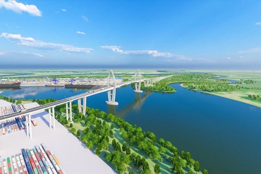 Bà Rịa-Vũng Tàu chốt phương án thiết kế cầu Phước An gần 5.000 tỉ đồng